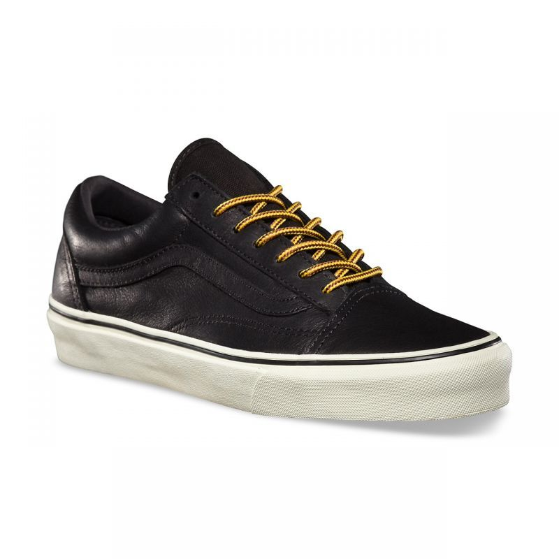 4563b944b1 VANS Old Skool Reissue CA(Leather)Black Vanilla Ice - FILE